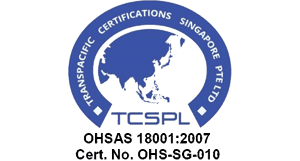TCSPL Logo Accreditation